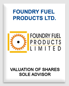Foundry Fuels Products Limited