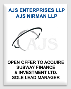 Ajs Enterprises LLP, AJS Nirman LLP