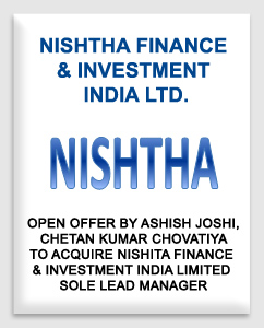 Nishtha Finance & Investment India Limited