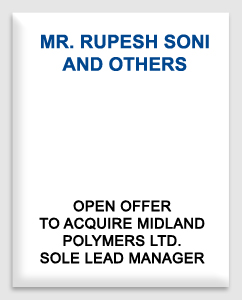 Mr. Rupesh Soni(Midland Polymers Limited)