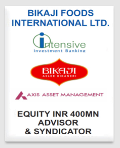 Bikaji Foods International Ltd. - Axis