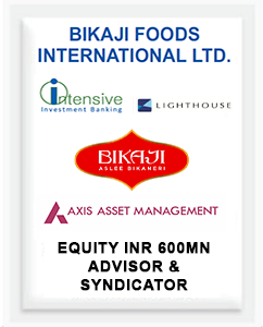 Bikaji Foods International Ltd. - Lighthouse
