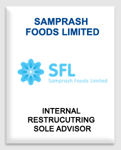 Samprash Foods Limited