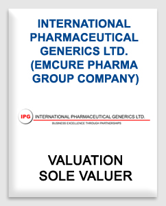 International Pharmaceutical Generics Limited (Emcure Pharma group company)