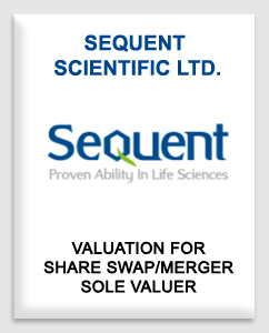 Sequent Scientific Limited