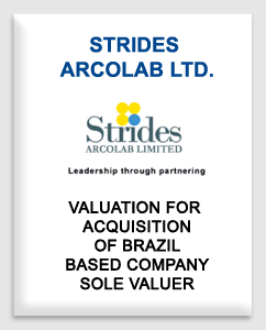 Strides Acrobat Limited